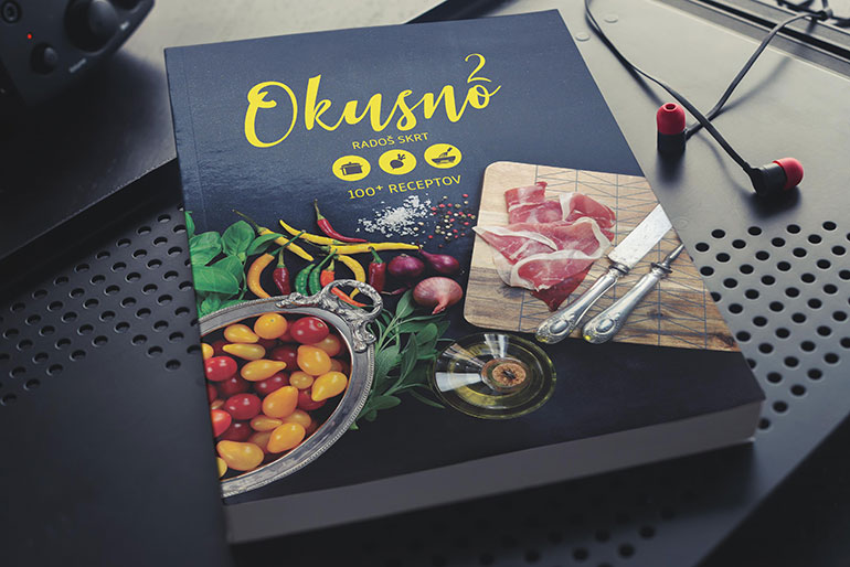 recepti knjiga okusno radoš skrt